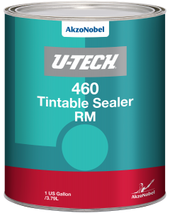 U-TECH 460 RM Tintable Sealer Gallon\ Labels (new U-TECH tints) 50 Pack