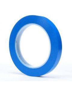 3M 471 PLASTIQUE TAPE BLUE 12MM 47112BL