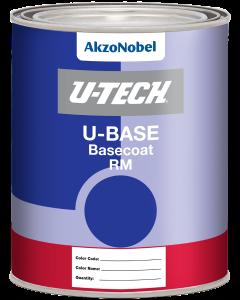 U-TECH UBASE RM Basecoat Quart Labels 50 Pack