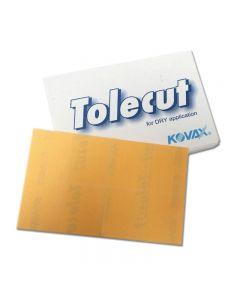 KOVAX TOLECUT 29X35MM 1/8 CUT K1200 25PC