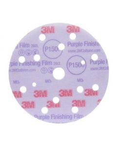 3M 260L+ DISC 76MM P1500 50PC 30367