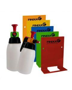 FINIXA CODING CAPS + HOLDERS 5PC LSP 50