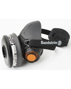 SUNDSTROM SR900 HALFGELAATSMASKER A1P3 MAAT L