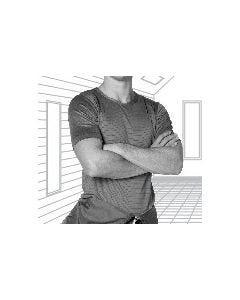 COLAD BODYGUARD ONDER T-SHIRT MAAT XL