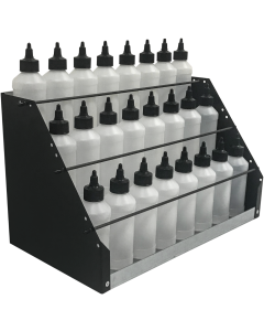 Dedoes Plastic Bottle Storage Rack