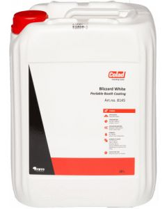 COLAD WHITE PEELABLE COATING 10L 8145