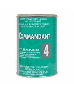 COMMANDANT C40 REINIGER NR.4 1KG