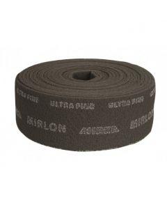 MIRKA MIRLON ROL 115MM X 10M UF GRIJS P1500