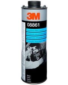 3M™ Unterbodenschutz schwarz 1 Liter