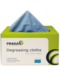 FINIXA DEGREASING CLOTH 200PC SOF20