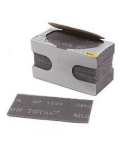 MIRKA MIRLON TOTAL HANDVEL 115X230MM UF GRIJS P1500 25ST