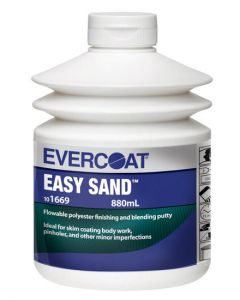 EVERCOAT EASY SAND FIJN PLAMUUR +HARDER 880ML