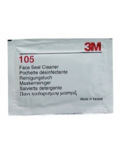 3M MASK FACE SEAL CLEANER 40PC 00105