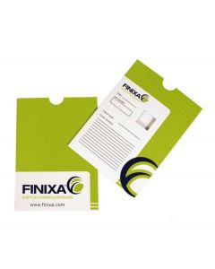 FINIXA SAMPLE PLATE ENVELOPE 250PC SSP42