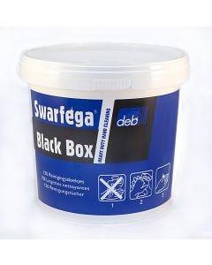DEB SWARFEGA REINIGINGSDOEKJES BLACK BOX 150ST