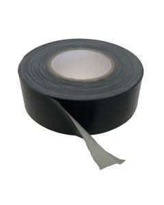 RHIWA DUCT TAPE 50MM 50MTR BLACK