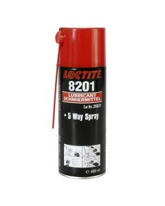 LOCTITE LB 8201 FIVE WAY SPRAY 400ML