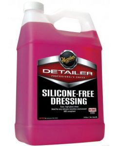 MEGUIARS SILICONE FREE DRESSING 3,78L