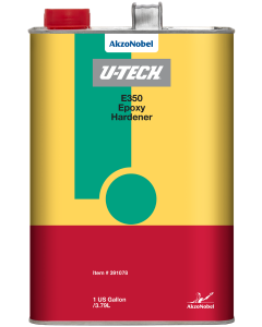 U-TECH E350 Epoxy Hardener 1 US Gallon