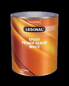 Lesonal Epoxy Primer Sealer White 1 US Gallon