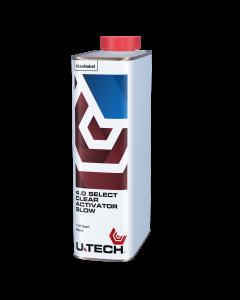 U-TECH 4.0 Select Clear Activator Slow 1 US Quart