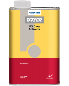 U-TECH MS Clear Activator 1 US Quart