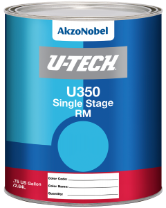 U-TECH U350 Single Stage RM 99U Black 0.75 US Gallon
