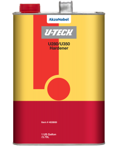 U-TECH U280 / U350 Hardener 1 US Gallon