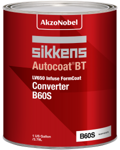 Sikkens Autocoat BT LV650 B60S FormCoat Converter 1 US Gallon
