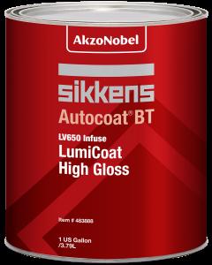 Sikkens Autocoat BT LV650 LumiCoat High Gloss 1 US Gallon
