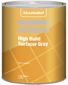 Sikkens High Build Surfacer Gray 1 US Gallon