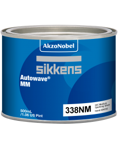 Sikkens Autowave® 338NM SEC Medium Sparkling Silver 500ml