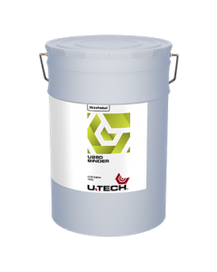 U-TECH U280 Single Stage Binder 5 US Gallons