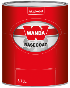 Wanda Basecoat Color MM 3200 White II 3.75L