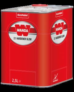 Wanda 2:1 Hardener Slow 2.5L