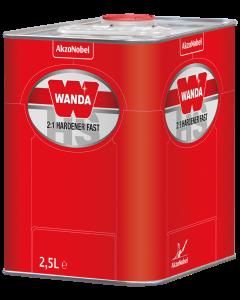 Wanda 2:1 Hardener Fast 2.5L