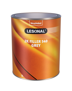 Lesonal 2K Filler 540 grey (gris) 3L