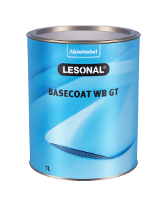 Lesonal Basecoat WB 25 1L