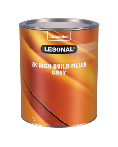 Lesonal 2K HB Filler, grey 1L