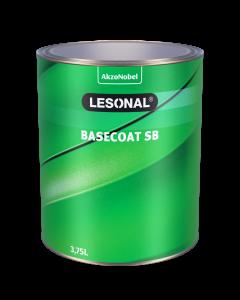 Lesonal Basecoat SB11 White 3.75L