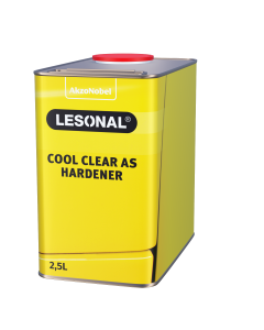 Lesonal Cool Clear AS Hardener 2,5 L