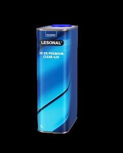 Lesonal 2K HS Premium Clear 420 1L