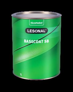 Lesonal Basecoat SB 42 MM Dark Blue transparent 1L