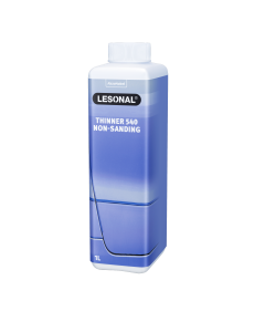 Lesonal Thinner 540 Non Sanding 1L