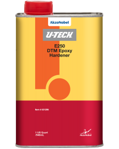 U-TECH E250 DTM Epoxy Hardener 1 US Quart