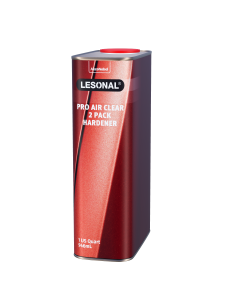Lesonal Pro Air Clear 2 Pack Hardener 1 US Quart
