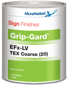 Sign Finishes EFx-LV Tex Coarse (Textured Blender) 1 US Gallon