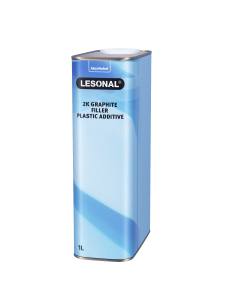 Lesonal 2K Graphite Filler Plastic Additive 1L