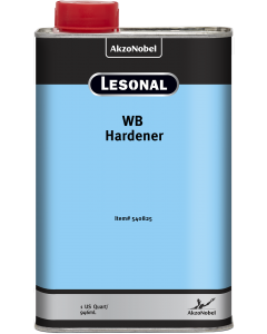 Lesonal WB Hardener 1 US Quart