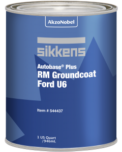 Sikkens Autobase Plus® Ready Mix Groundcoat - Ford U6 1 US Quart
